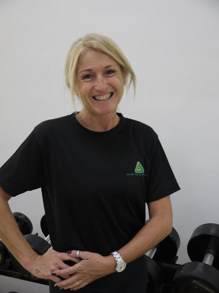 Abu Dhabi Personal Trainer – Barbara