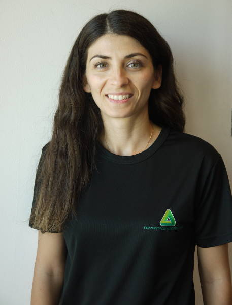Female Trainer & Group Fitness Coach – Nermin