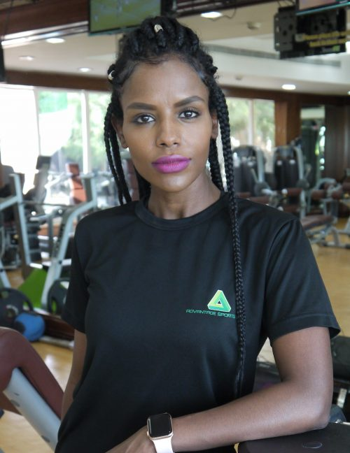 Female Personal Trainer Abu Dhabi – Halima