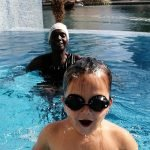 Dubai at home swimming lessons for adults and children with irene kenny