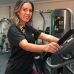Abu Dhabi Gym Personal Trainer Aysun