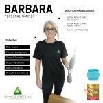 Abu Dhabi PT Barbara Infographic