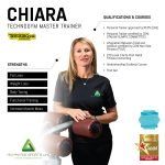 Female PT In Abu Dhabi Chiara Infographic