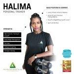 Halima - PT in Abu Dhabi - Infographic