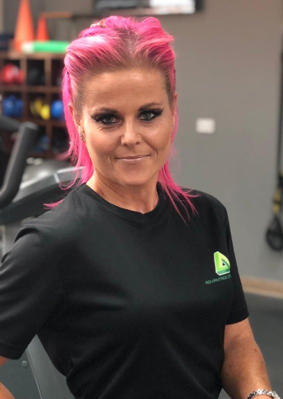 abu dhabi female personal trainer - tash
