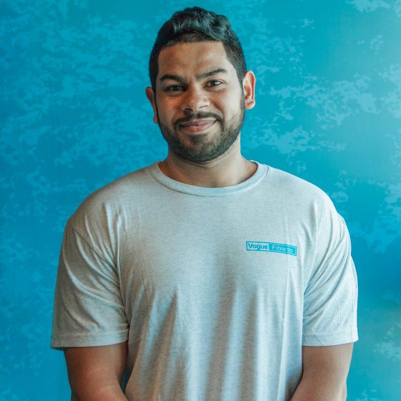Abu Dhabi Boxing, Kickboxing & Personal Trainer – Hassan