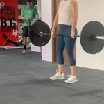 Abu Dhabi female strength personal fitness coach Rachel