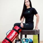Alina - Tennis and sports fitness female trainer in Abu Dhabi