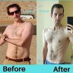 Body Transformation Clients Results - Dubai PT Craig Lapsley