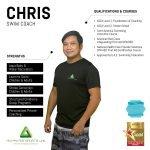 Cris Reyes - Swimming Coach Abu Dhabi Profile Details
