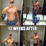 Dubai PT Craig - 12 week body transformation program at home