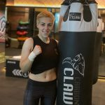 Female Boxing Coach and Personal Trainer In Dubai - Anahit