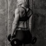 Female Ladies Personal Trainer and sports fitness coach in Abu Dhabi - Anna Krutti