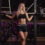 Female Ladies Personal Trainer in Abu Dhabi - Anna Krutti