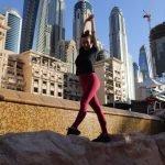 Female PT - Dance Fitness Coach Dubai - Viktoria