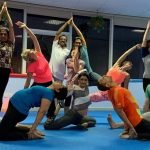 Group Fitness Yoga Coaching In Dubai with PT Poonam - Image 1