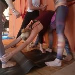Group Yoga Classes In Abu Dhabi with Norah