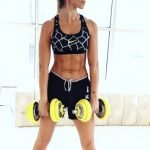 Group and Private Personal Training In Dubai with Loreley
