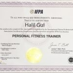 Halil - PT In Dubai Personal Trainer Certificate