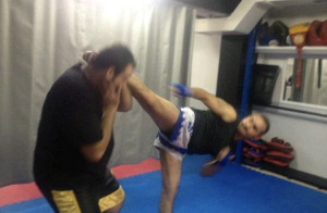Kickboxing Coaching In Dubai With Samer