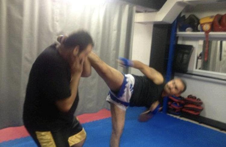 Kickboxing Coaching In Dubai With Samer