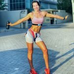 Morning Workout Training In Dubai With Female PT Irina