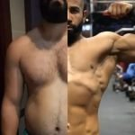 Dubai PT Aly - Client Body Toning Results Image 1