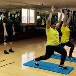 Stretching Exercises In Dubai With Female PT Tasneem