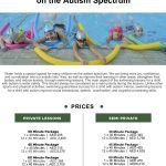 Swimming Lessons In Abu Dhabi for Children With Autism