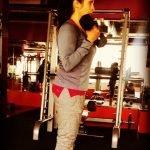 Tasneem - Female Personal Trainer From Dubai - Dumbell Exercises