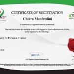 UAEREPS - Certificate - Chiara PT In Abu Dhabi