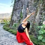 Yoga at home in Abu Dhabi with Coach Tanvi
