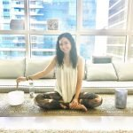 Yoga in Abu Dhabi online with PT Elena