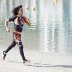 claudia - martial arts and kickboxing female PT in Abu Dhabi