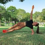 personal fitness coach in Dubai - Irina