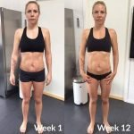 Amanda Warlo - Female Body Toning Client Results in Dubai