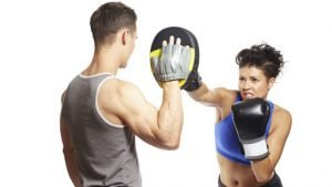 boxercise for fitness in Dubai, abu dhabi and sharjah