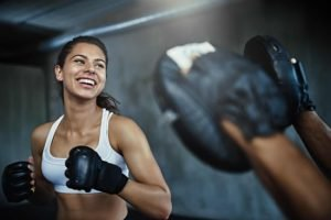 Muay Thai in Dubai for weight loss