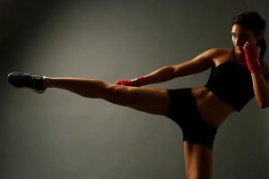 female kickboxing personal trainers in dubai and abu dhabi