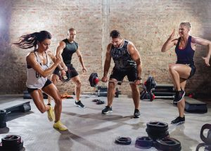 hiit exercises for cardio health in the uae