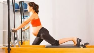 Pilates training when you are pregnant in Abu Dhabi or Dubai