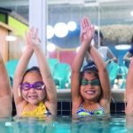 Swimming Classes For Kids In Dubai With Coach Linnet