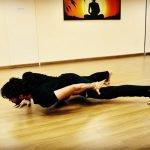 Yoga Training In Duabi - Coach Manu