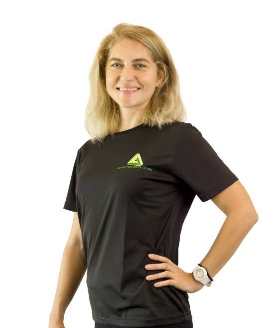 At Home Fitness Coach in Abu Dhabi - Natasha