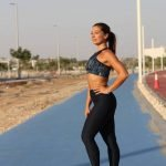 At home PT and fitness coaching with Abu Dhabi trainer Verdiana