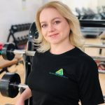 Body Transformation Female PT in Abu Dhabi - Anastasia