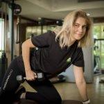 Core Fitness Personal Training Coach In Abu Dhabi - Natasha