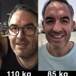 Marc Larsen - Dubai PT weight loss client results image