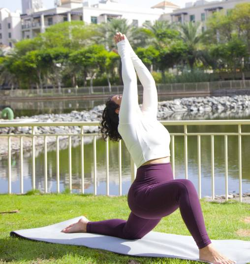 Online Yoga & Personal Training In Sharjah With Rafaa