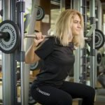 Weight Training For Ladies In Abu Dhabi with Coach Natasha